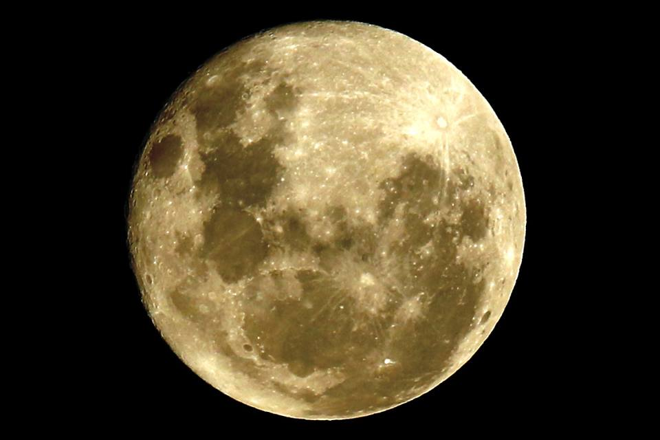 Super Moon 04 Dec 17