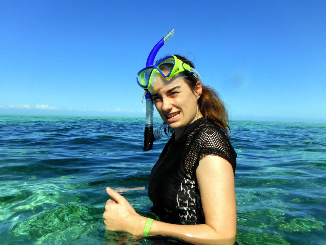 Snorkelling Day!